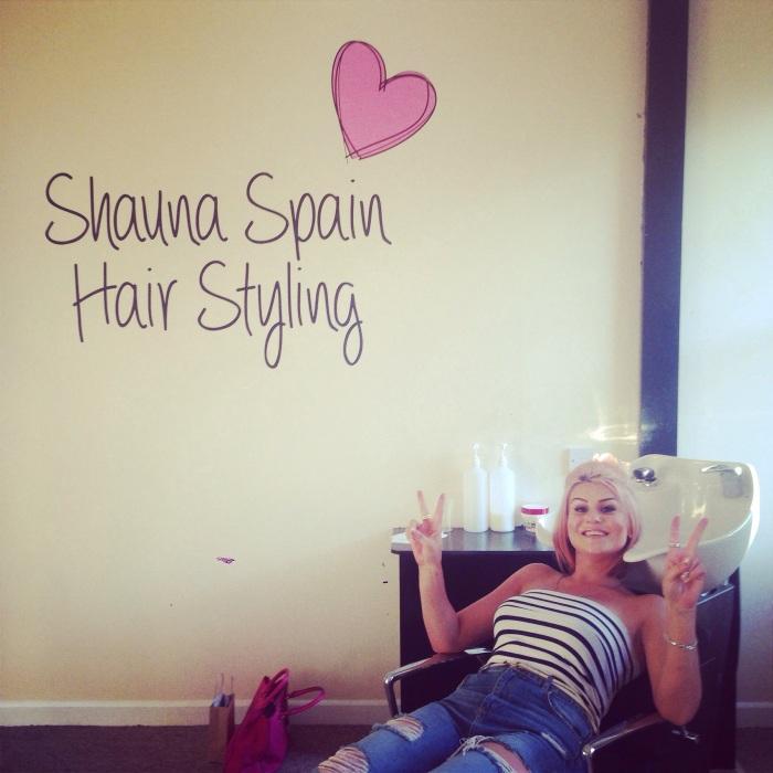 Shauna Spain Hair Salon Swords