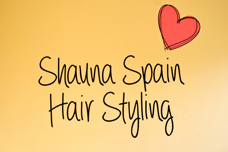 Shauna Spain Hair
