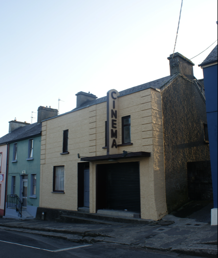 Cinema in Tuamgraney Scarriff Co.Clare
