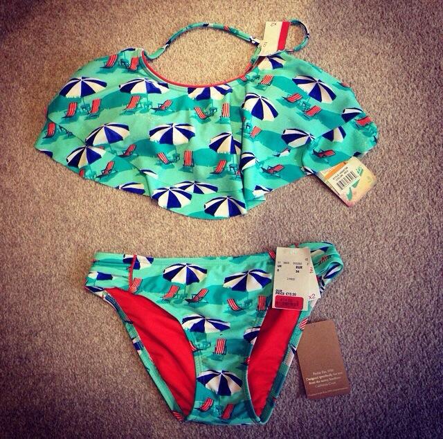 Hobie Bikini 1950