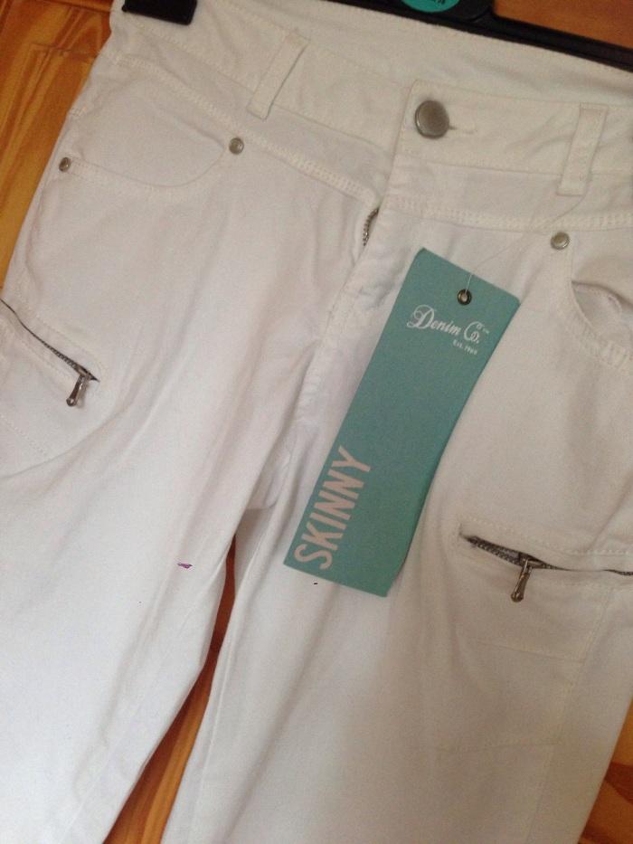 White jeans primark pennys