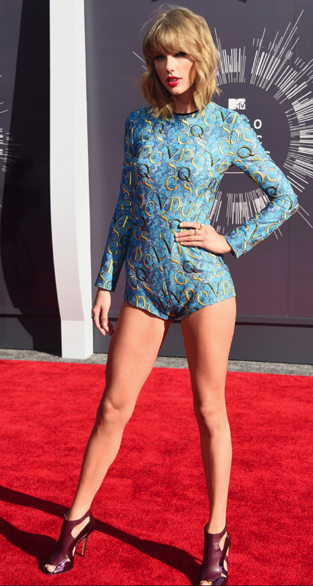 TAYLOR SWIFT VMA MTV