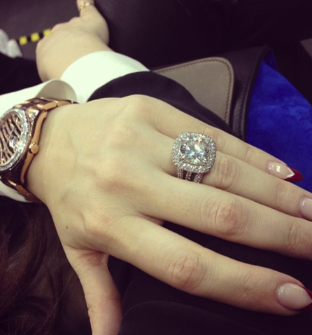Awesome Bill And Giuliana Rancic Wedding Rings Jewelry