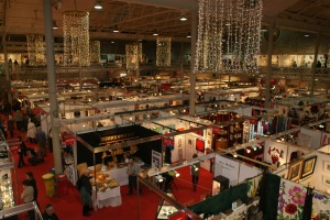 RDS Main Hall Christmas crafts shows