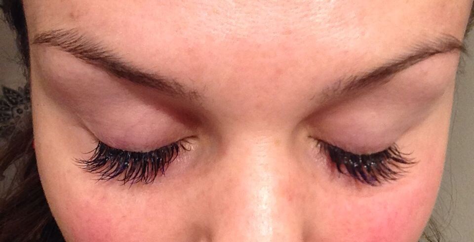 Hd Brows And Lash Extensions In Vogue Blaclrock Salon Dublin Eat