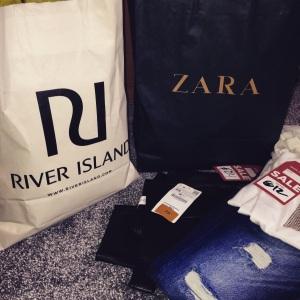 Zara shopping haul