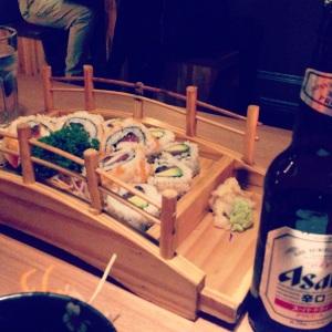 Musashi Noodles & Sushi Bar