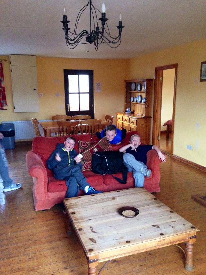 Kippure estate wicklow Ireland