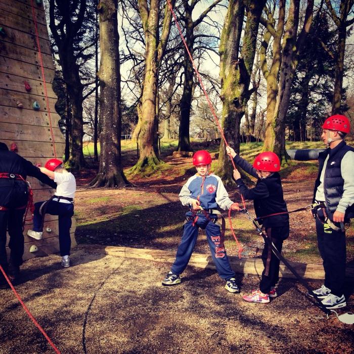 Adventure activities in Kippure estate and lodge wicklow