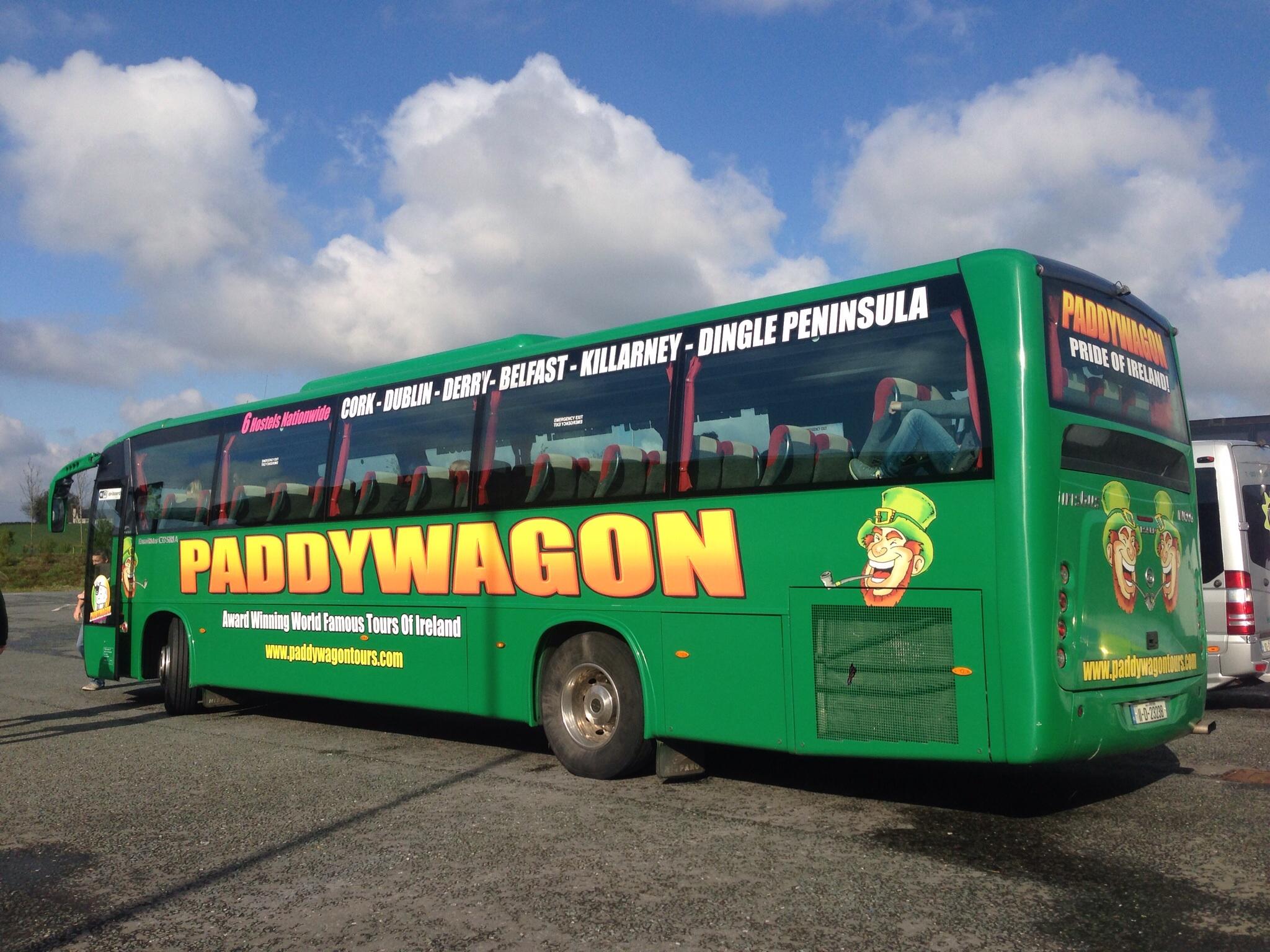 Day Tours Dublin Bus