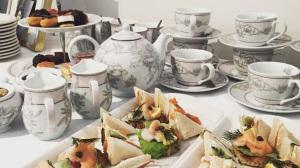 The vintage tea part the beacon hotel