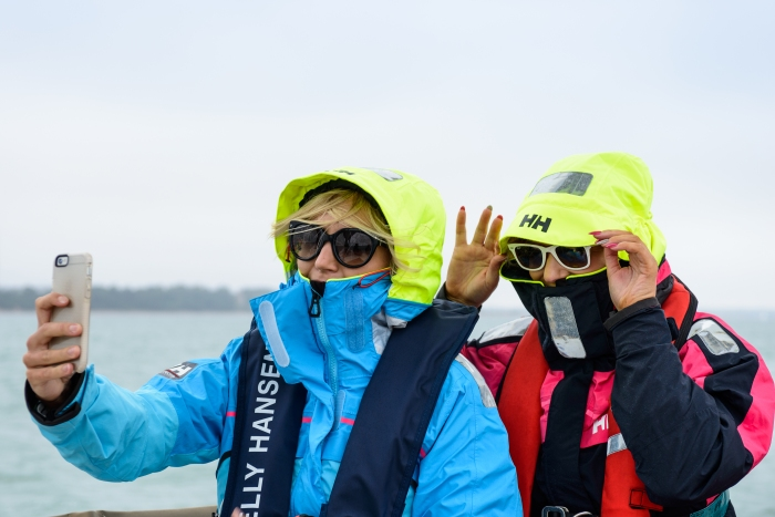 Helly Hansen - Cowes Week Sailing fitnessontoast and eatsleepchic