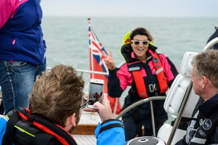 Helly Hansen - Cowes Week Sailing antony potts
