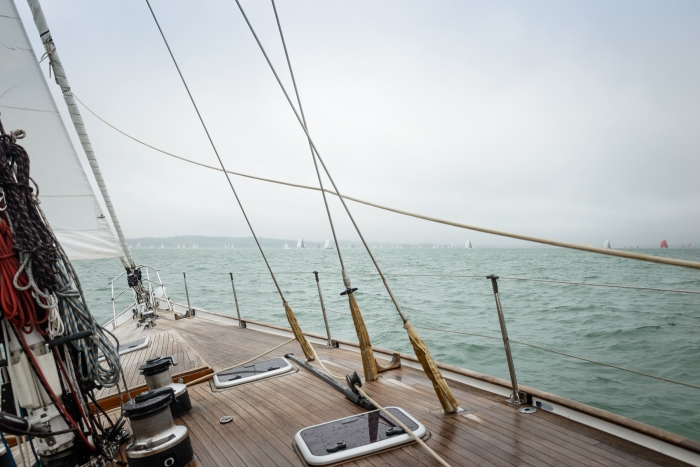 Helly Hansen - Cowes Week Sailing (10th August 2015)