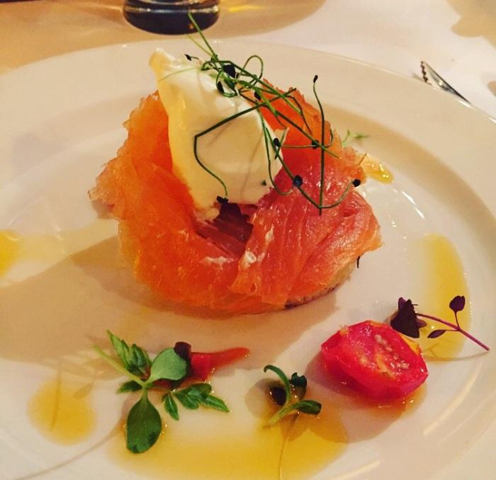 Trocadero restaurant Dublin city