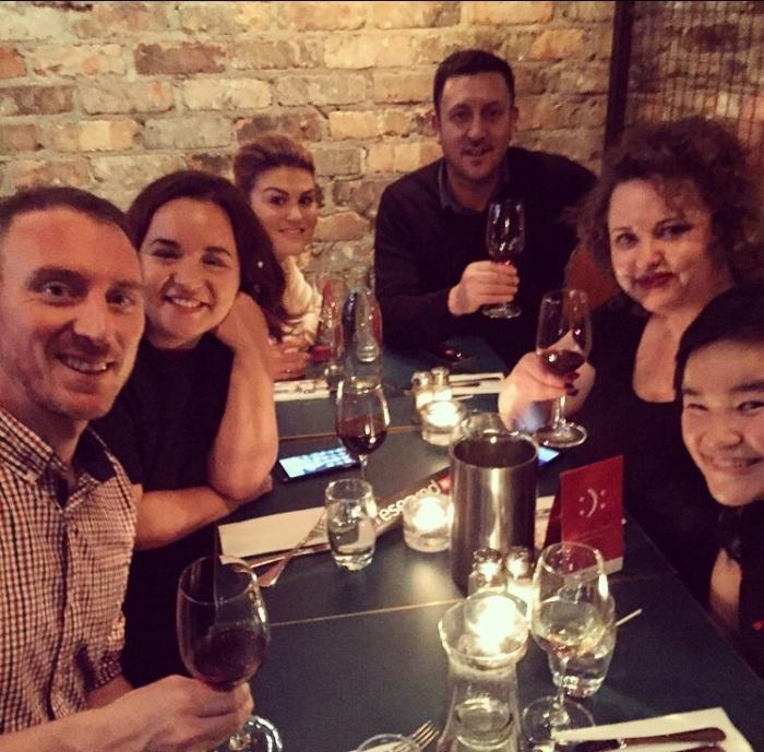 Zomato foodie meetup Dublin