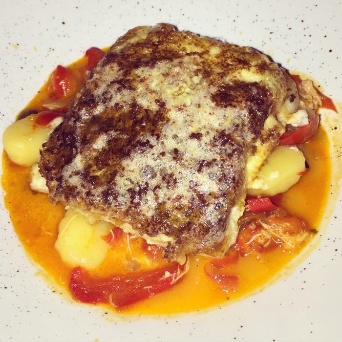 Grilled hake al ferno san lorenzos dublin