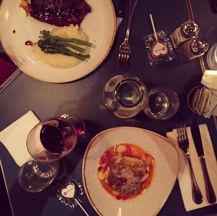 foodie meetup in San lorenzo's Dublin