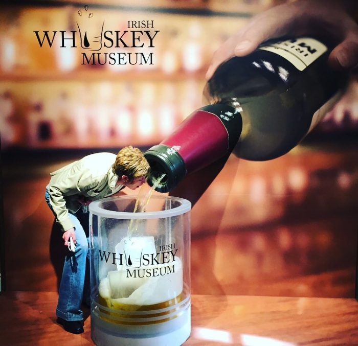 Things to do in Dublin Irish Whiskey Museum Dublin city centre