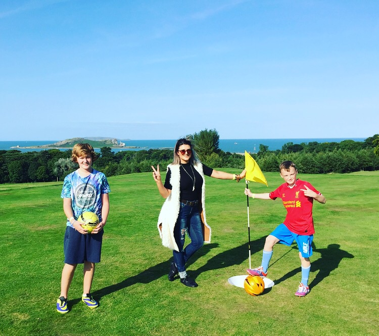 Deer Park Footgolf Howth